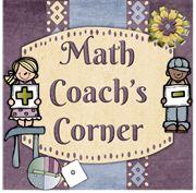 Math Coach Blog