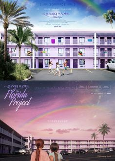 Watch Streaming The Florida Project : Movies Online The Story Of A Precocious Six Year-old And Her Ragtag Group Of Friends Whose Summer Break. Tv Series Online, Movies Online, Florida, Film Aesthetic, Great Films, Film Serie, Imagines, Film Stills, Illustrations And Posters