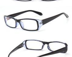 Okuliare na prácu s počítačom v modro-čiernej farbe