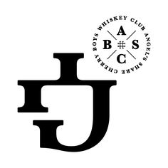 logo design ロゴ デザイン ウイスキークラブ