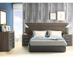 The villa project 5 rooms 495 square meters two floors – housing – Designs Ideas Bedroom Furniture Design, Home Room Design, Bed Design Modern, Luxury Bedroom Design, Bed Furniture Design, Wardrobe Design Bedroom, Bedroom Door Design, Bedroom Bed Design, Bedroom Layouts