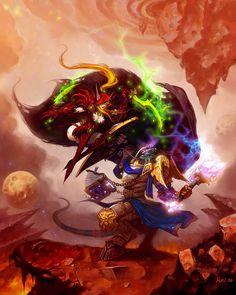 Blood elf (Warcraft)