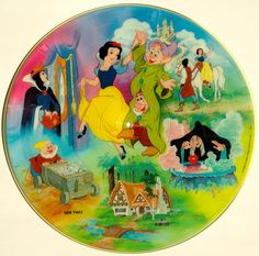 Walt Disney's Snow White and the Seven Dwarfs by ThisVinylLife