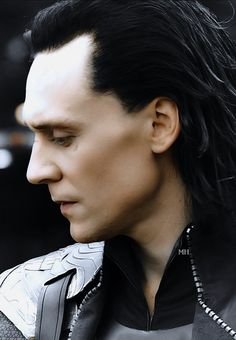 Tom Hiddleston. <<< That moment when people can't tell if it's Tom Hiddleston or Loki