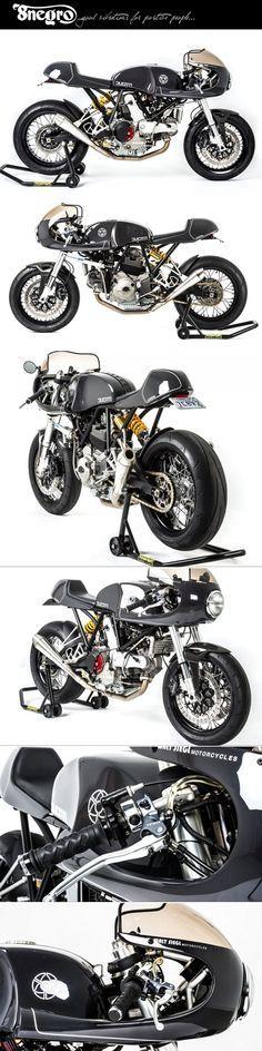 Ducati Leggero by Walt Siegl