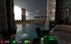BananaBread:  a free 3D first person shooter in HTML5