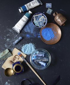 Ginny Branch is a prop artist who creates incredible still life vignettes for her photography. Check Ginny out at:  http://www.ginnybranch.com/tabletop-still-life/3h5wcknd5r2sedtmxfa6wv9tp9nbmy