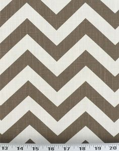 Zig Zag Italian Brown / Drew | Online Discount Drapery Fabrics and Upholstery Fabric Superstore!  $8.98/YD