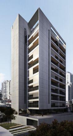 UNA Arquitetos - residencial Klabin São Paulo