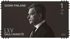 Tasavallan Presidentti Sauli Niinistö 65 vuotta; 23.8.2013 Finland by Tapio Vapaasalo