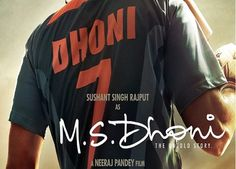 M.S. Dhoni: The Untold Story 5th Day Total Worldwide Box Office Collection