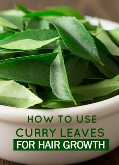 The curry tree's leaves are used in many Indian dishes. However, Hair Growth Tips, Hair Care Tips, Healthy Hair Tips, Healthy Hair Remedies, Healthy Beauty, Curly Wedding Hair, Glamorous Hair, Hair Regrowth, Hair Follicles