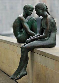 Statues insolites et originales dans le monde
