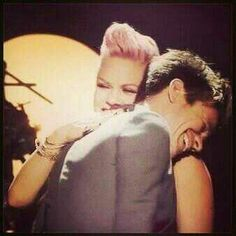 Nate ruess and Pink<3<3<3<3<3<3<3<3<3<3