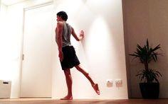 Day 120: Leg-swinging!