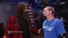 Could James Ellsworth leave Team WWE SmackDown Live for Team WWE Raw? Mick Foley makes his pitch at WWE Survivor Series on WWE Network.