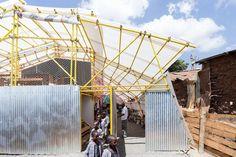 SelgasCano . Kibera Hamlets School . Nairobi (1)
