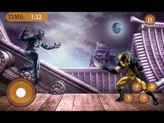 Superhero Fighting Immortal Gods Ring Arena Battle - Android Gameplay