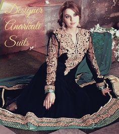 Get Designer Anarkali Collection