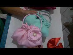 Bolsinha de tecido - YouTube