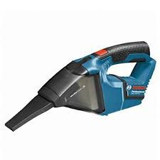 BOSCH Handheld Vacuum Cleaner (body only) ***Batteries and charger are not included. Compatible with Bosch Max Lithium-Ion battery and charger Cordless dust extractor for interm… Cordless Vacuum Cleaner, Handheld Vacuum Cleaner, Vacuum Cleaners, Bosch Tools, Bosch Professional, Dust Extractor, Vacuum Reviews, Cordless Power Tools, Filter
