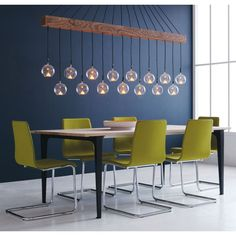 Modern Candle Chandelier