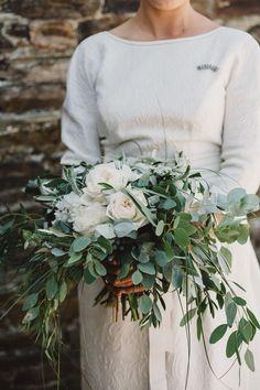 A Relaxed Australian-Style Wedding, in Cork: Reamonn & Kate's Inish Beg Estate Wedding   OneFabDay.com Ireland