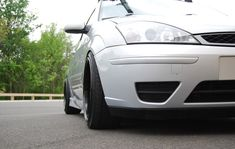 Featured Ride: Dominic's Focus SVT - Stance Is Everything Ford Focus Svt, Love Car, First Car, Skate Park, Mk1, Skating, Keys, Automobile, Boards