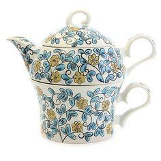 Egoist Tea Set - Made in the Workshop of St Elisabeth Convent   (SPECIAL PRICE $27.00)