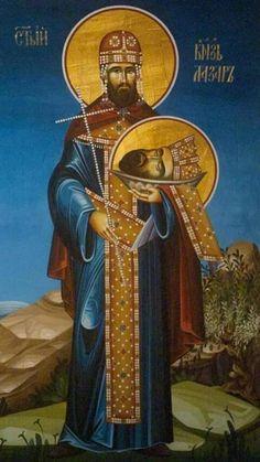 Προσκυνητής: Ο Άγιος Λάζαρος,ο μάρτυρας πρίγκηπας των Σέρβων(+1...