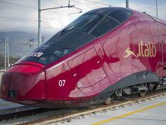 Grifes e alta velocidade sobre trilhos europeus