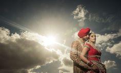 Charming Birmingham Sikh Wedding Ceremony
