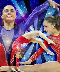 Team USA's Gymnastics Leotards Are A Lot Like Wedding Dresses