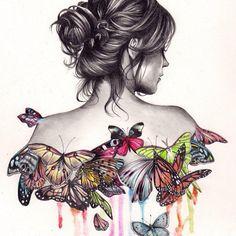 Невероятно реалистичные карандашные рисунки Морган Дэвидсон.