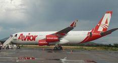 ¡OTRA YA PA'L TIGRE! Unión Europea prohibió operaciones de Avior Airlines