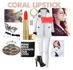 """""""You've Been Glam-Punked"""" by handsinknead on Polyvore"""
