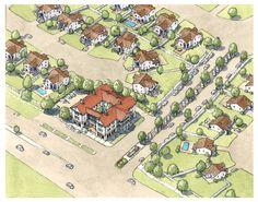 Sprawl-Repair-Urbanism — Aging in Place on a Cul-de-Sac