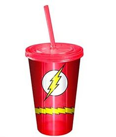 The silver Buffalo FL69087Z flash Lightning logo lazer plastic cold cup with lid and straw, 16-ounce is an eye catching, fan favorite! this cold cup is great for children and adults. Free of BPA harsh chemicals and toxins. Hand wash only. Do not microwave. Silver Buffalo brings a sense of... - http://kitchen-dining.bestselleroutlet.net/product-review-for-dc-comics-silver-buffalo-fl69087z-flash-lightning-logo-lzr-plastic-cold-cup-with-lid-and-straw-16-oz-multicolor/