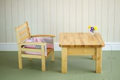 Weaning Table made by Montessori design in Lymington