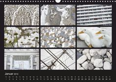 #Calvendo Kalender 2014  von Martin Ristl #white