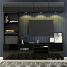 Elegant Furniture For Tv Models Wardrobe Display Cabinets intended for Furniture For Tv 35754 Wall Mount Entertainment Center, Tv Unit, Ikea, Furniture, Display Cabinets, Google Search, Living Rooms, Room Ideas, Study
