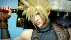 Dissidia Final Fantasy detailed for a console release, but not confirmed