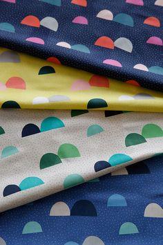 PIKKU SAARI collection by Eri Shimatsuka  kokka-fabric.com
