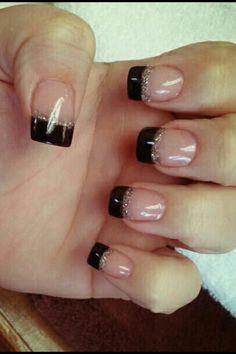 Classy nails ;)