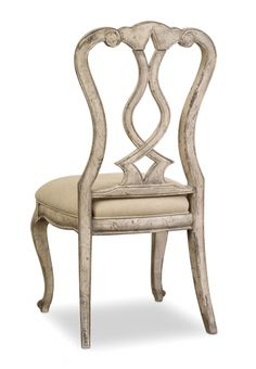 Chatelet Splatback Dining Side Chair | Hooker Furniture | Home Gallery Stores