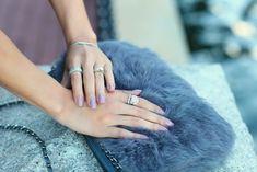camila coelho night look pandora jewelry details