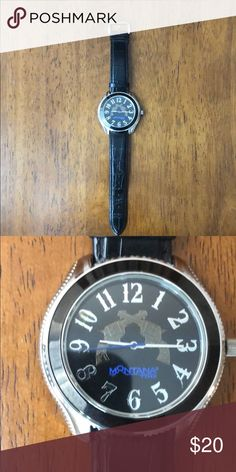 Montana watch Excellent condition montana time Accessories Watches Montana, Omega Watch, Conditioner, Watches, Best Deals, Wristwatches