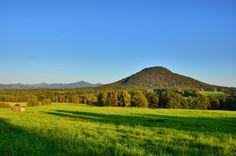 Ruzovsky hill, Czech Republic