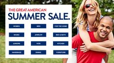 The great american summer sale