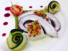 Le declinazioni del Polpo : le ricette, le immagini e le interpretazioni degli Chef | Scelte di Gusto